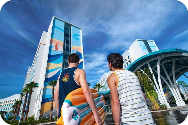Universal'sEndless Summer Resort –Surfside Inn and Suites